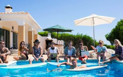 Coworksurf – A coliving and cowork space in Sagres